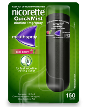 NICORETTE® Nicotine QuickMist Spray