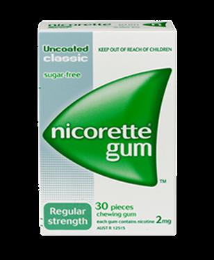 NICORETTE® Nicotine Gum Classic